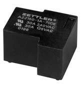 供应 American Zettler 继电器 AZ2280-1A-24A 宁波磐瑞国际贸易