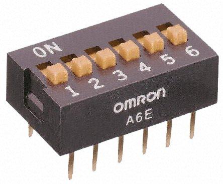 Omron -开关-A6E6104