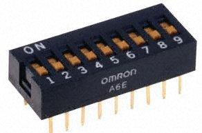 Omron  -开关-A6E7101