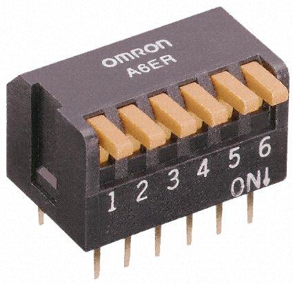 Omron  -开关-A6ER3101