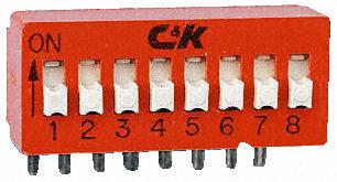 C & K -开关-BD07AV