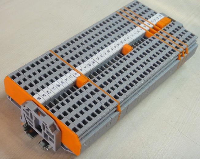 科尼威尔接线端子在电梯行业应用