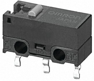 Omron  -开关-D2FFT