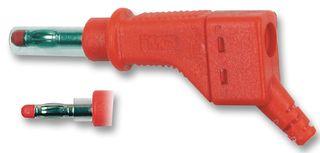 MC (MULTI-CONTACT) - 66.9305-25 - 插头,4MM 带护罩 绿色