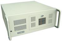 上凝电子 4U 工业机箱,支持ATX工业母板 IPC9150WM