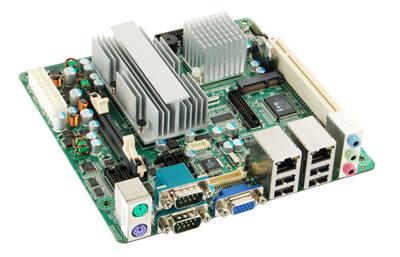 上凝电子ATOM N270 1.6G,VGA/LVDS,双网口,6COM SBC96827VGGA-6C