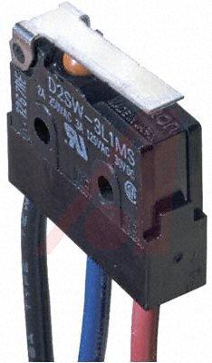 Omron -微动开关-D2SW01M