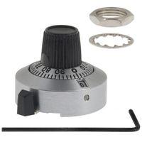 VISHAY SPECTROL - 011-1-11 - 旋钮表盘 十一转 25.4mm直径
