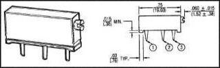 BOURNS - 3005P-1-201 - 微调电位器 200Ω