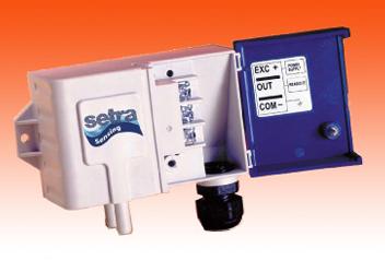 Setra 266微差压传感器