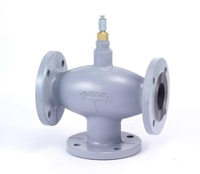HONEYWELL V5329A三通电动调节阀V5329A2077 V5329A2085