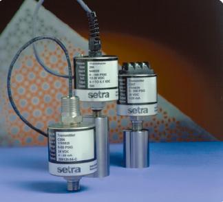 郑州Setra 256总代理 压力传感器