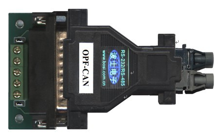 CAN/塑料光纤转换器