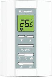 霍尼韦尔风机盘管控制器,T6812,T6812DP08
