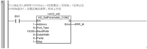通訊調用指令hs_modbusmaster