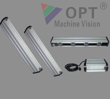 OPT线扫光源/线阵光源/线形光源--亮度达250000lux