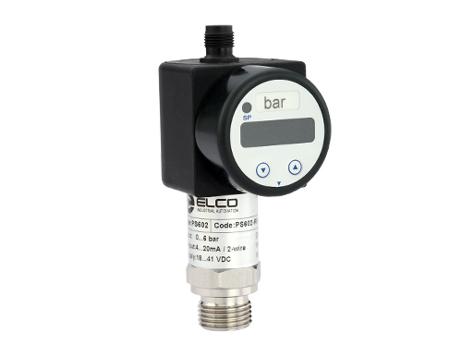智能型电子式压力传感器PS602