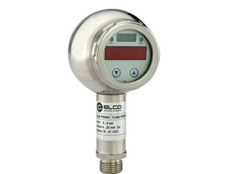 智能型电子式压力传感器PS604
