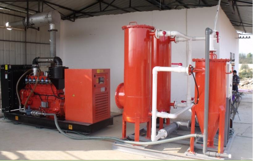 沼气脱硫设备 沼气脱硫系统