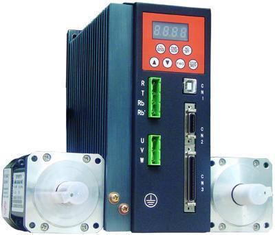 BWS三伺服包装机控制系统