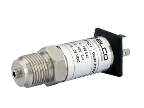 宜科工业电子式压力变送器PT601