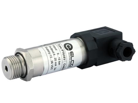 宜科船舶工业电子式压力变送器PT605V
