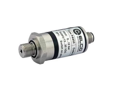 宜科工业电子式压力开关PA600