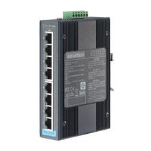 研华EKI-2728 8端口千兆非网管型工业以太网交换机