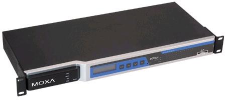 MOXA NPort 6650-8 总代理 串口联网服务器