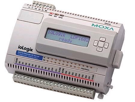长春MOXA ioLogik E2210总代理智能I/O