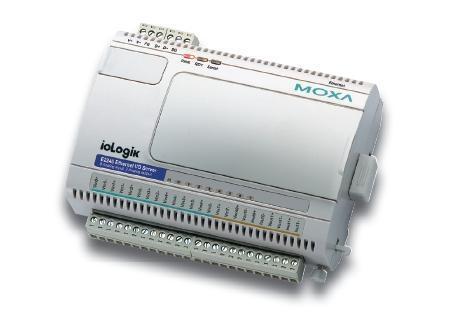 包头MOXA ioLogik E2242总代理智能I/O