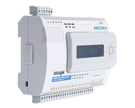 呼和浩特MOXA ioLogik E2260总代理工业I/O