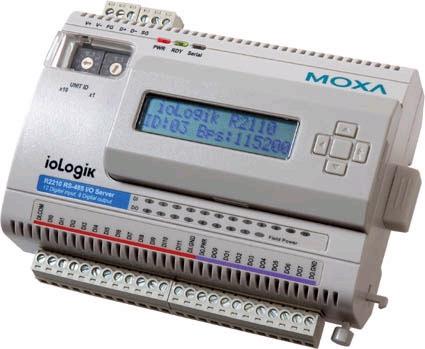 哈尔滨MOXA ioLogik R2140总代理