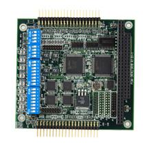 研华PCM-3618 8端口RS-422/485高速PC/104模块