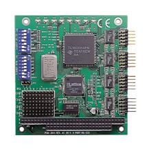 研华PCM-3641 4端口RS-232高速PC/104模块