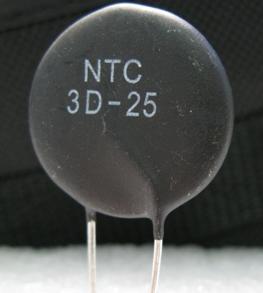MF72功率型热敏电阻NTC Thermistor