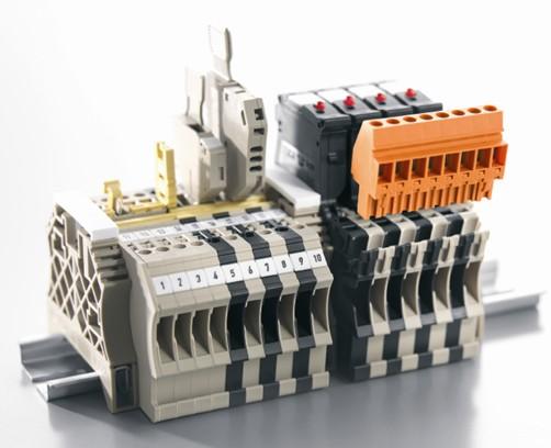 魏德米勒wmf多功能接线端子为dcs系统提供灵活高效的信号集成