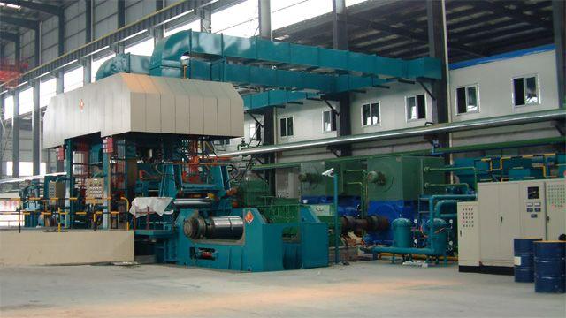 6辊AGC轧机自动化控制系统集成