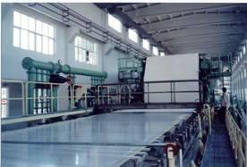 造纸机械自动化控制系统集成