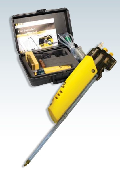 SamplerPak电动采样泵