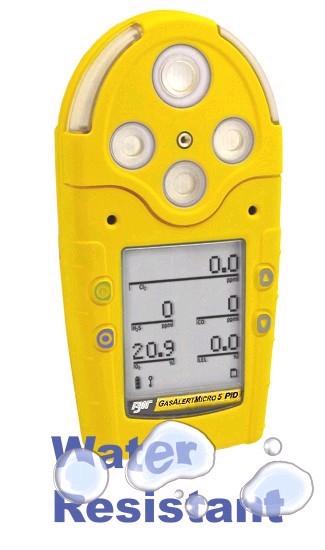 BW GasAlertMicro5 系列五合一气体监测仪/气体检测仪