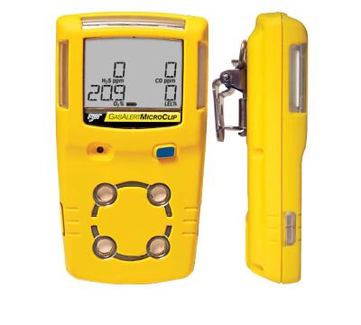 BW GasAlertMicroClipXT 四合一气体监测仪/气体检测仪