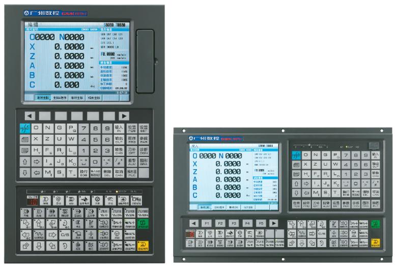 广数GSK 980TDc车床数控系统