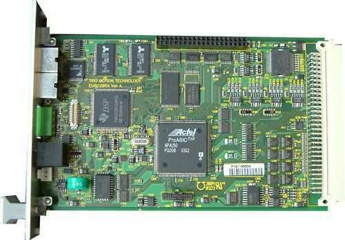 英国翠欧TRIO P151/P156EURO205X运动控制器