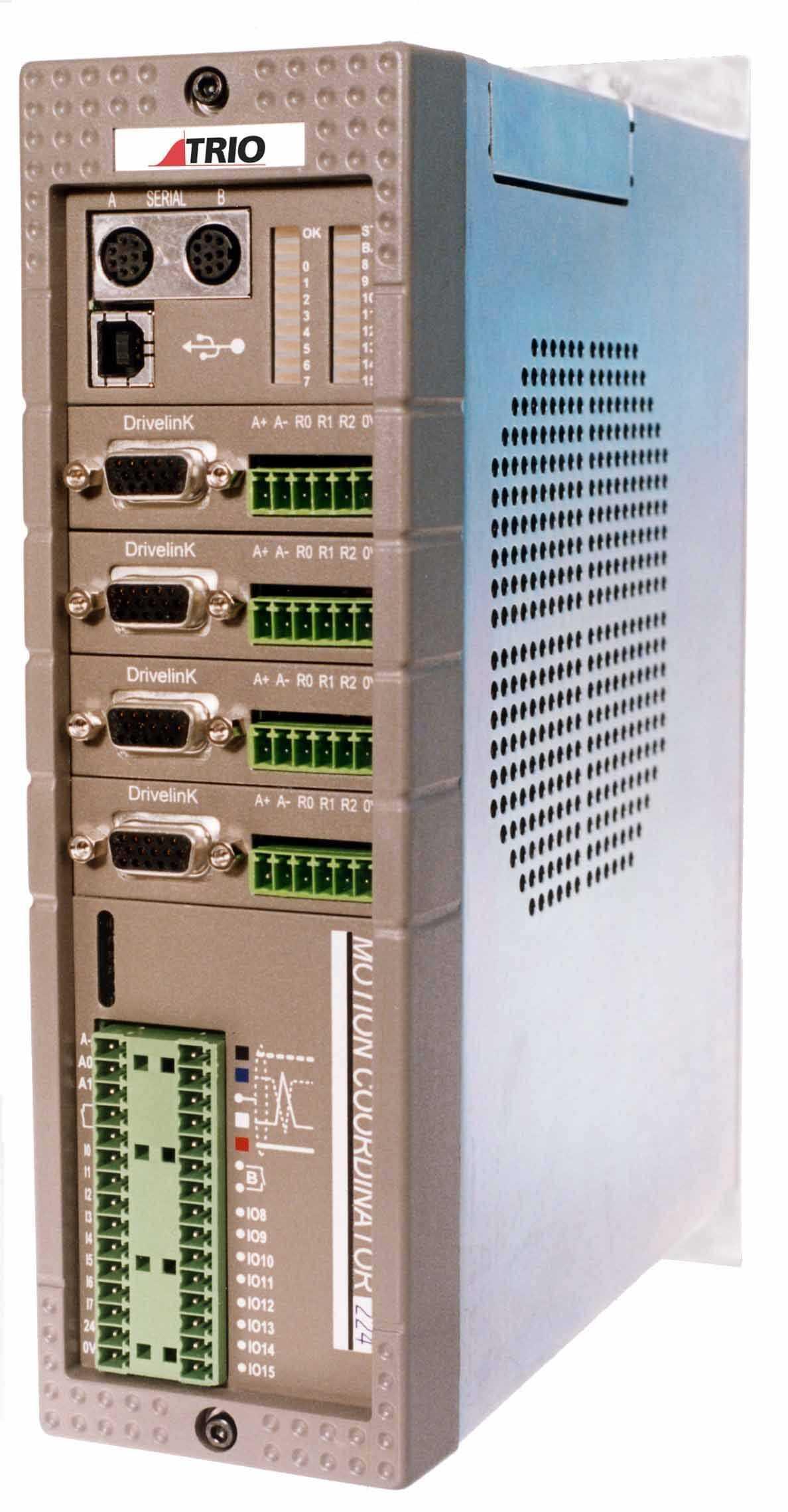 英国翠欧TRIO P170MC224运动控制器