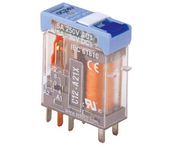 宜科(ELCO)IRC工业接口继电器