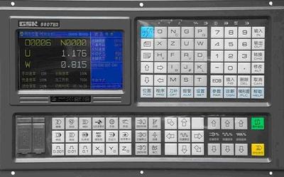 广数GSK980TB2车床数控系统