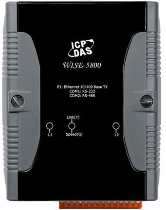 泓格科技WISE-5800智能型数据记录PAC控制器
