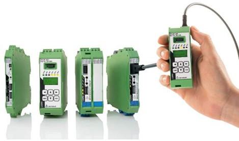 菲尼克斯电气第四代MACX系列隔离变送器
