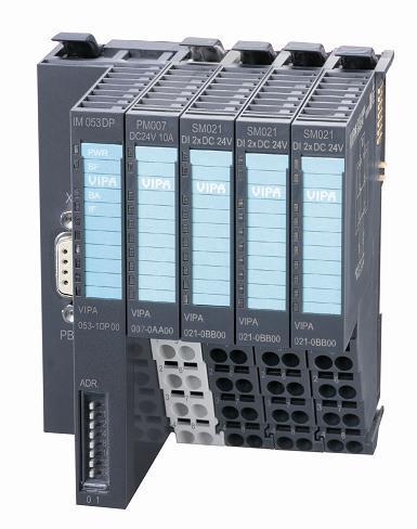 VIPA小型、智能SLIO-新一代分布式I/O系统